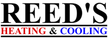 Reeds Heating and Cooling Logo